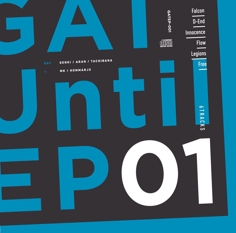 2016年秋M3、遂にリリース!GAT Until 01!!!